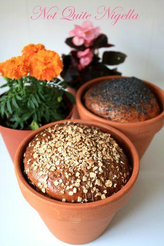 flowerpot bread 2