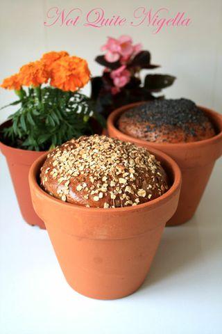 flowerpot bread 3