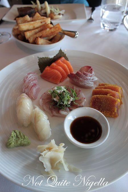 flying fish, pyrmont, review