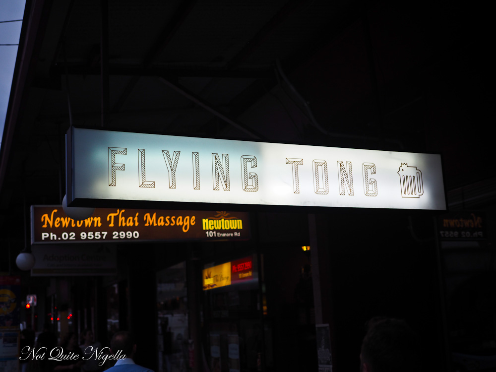 Flying Tong Enmore