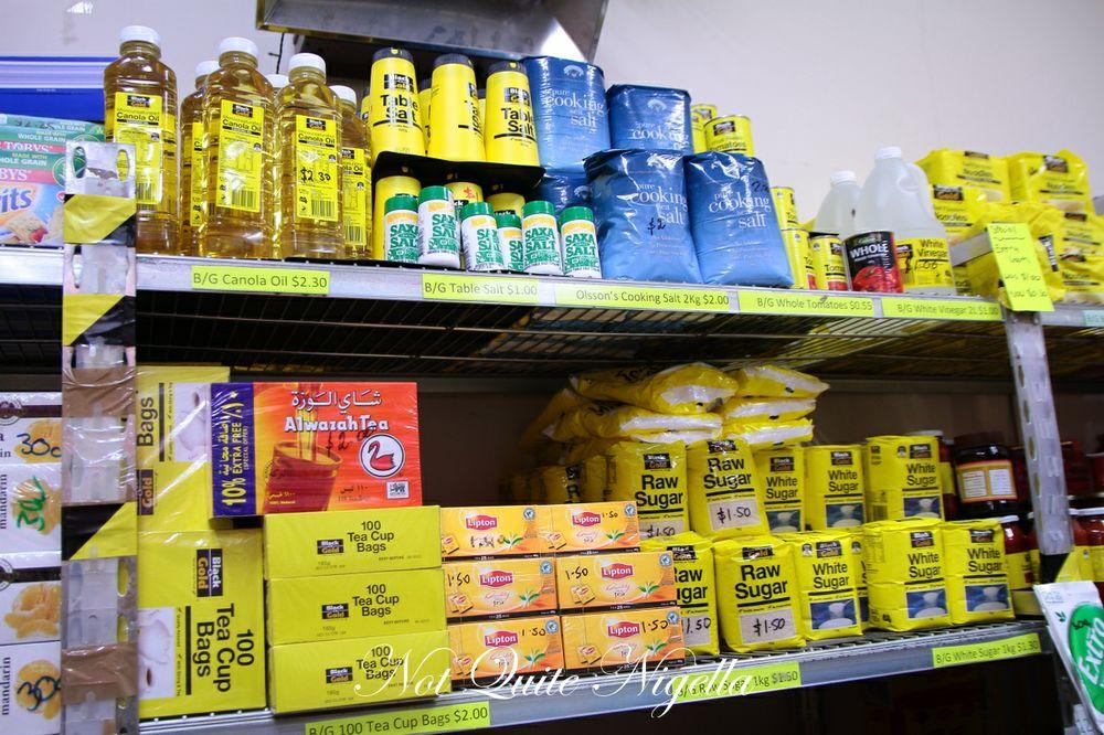 food bank food wastage