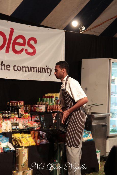 port douglas food fight