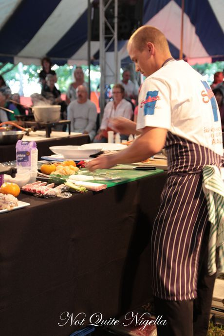 port douglas food fight