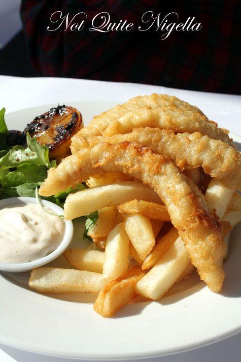Fort Denison Restaurant, Sydney Harbour