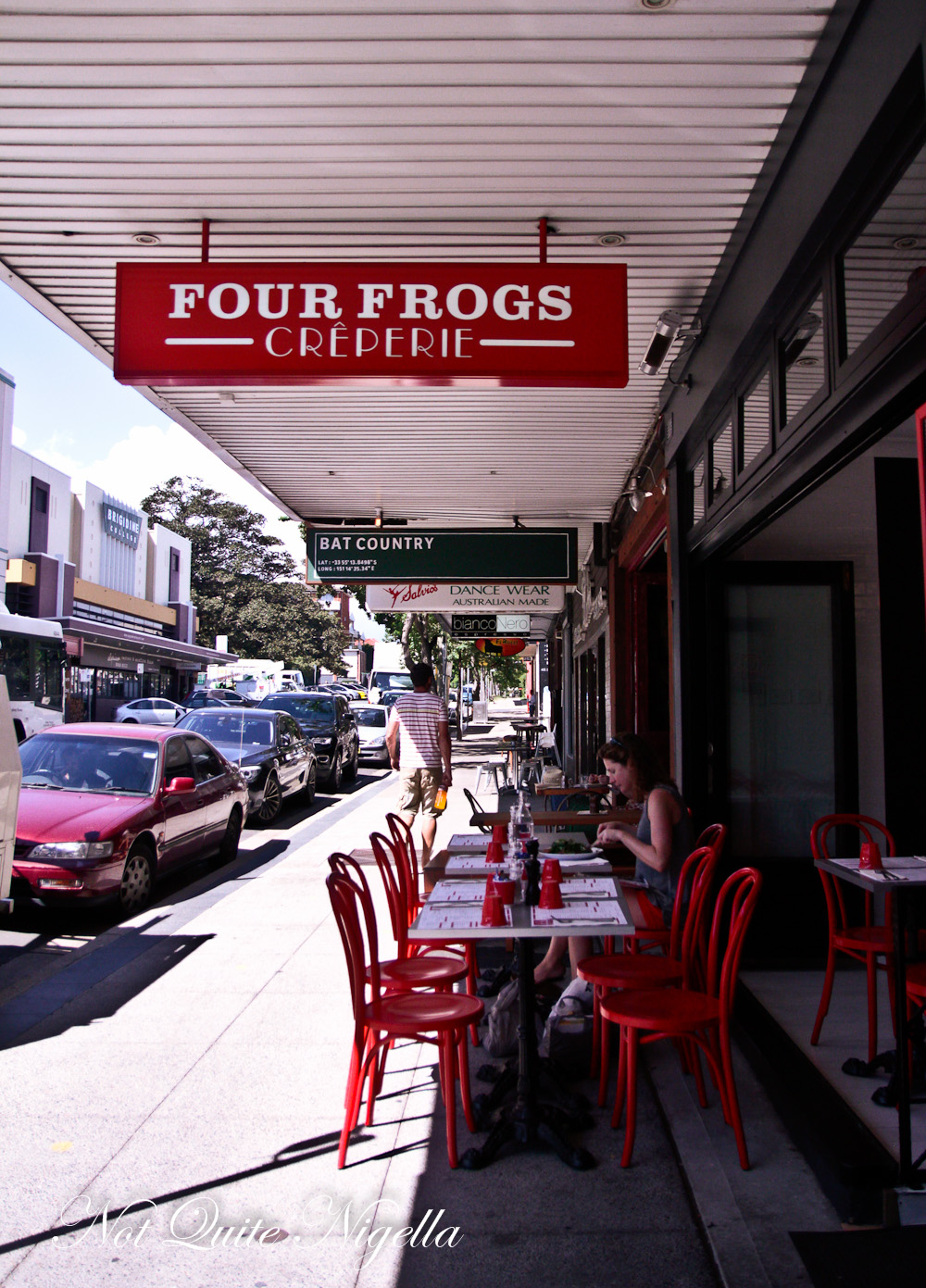 Four Frogs Creperie