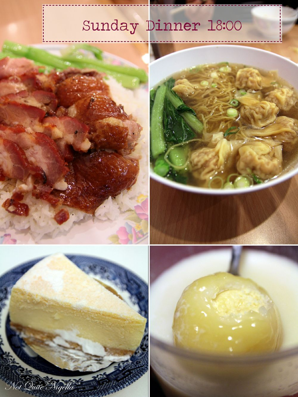 From Salads to Fourteen Courses: What I Eat In A Week