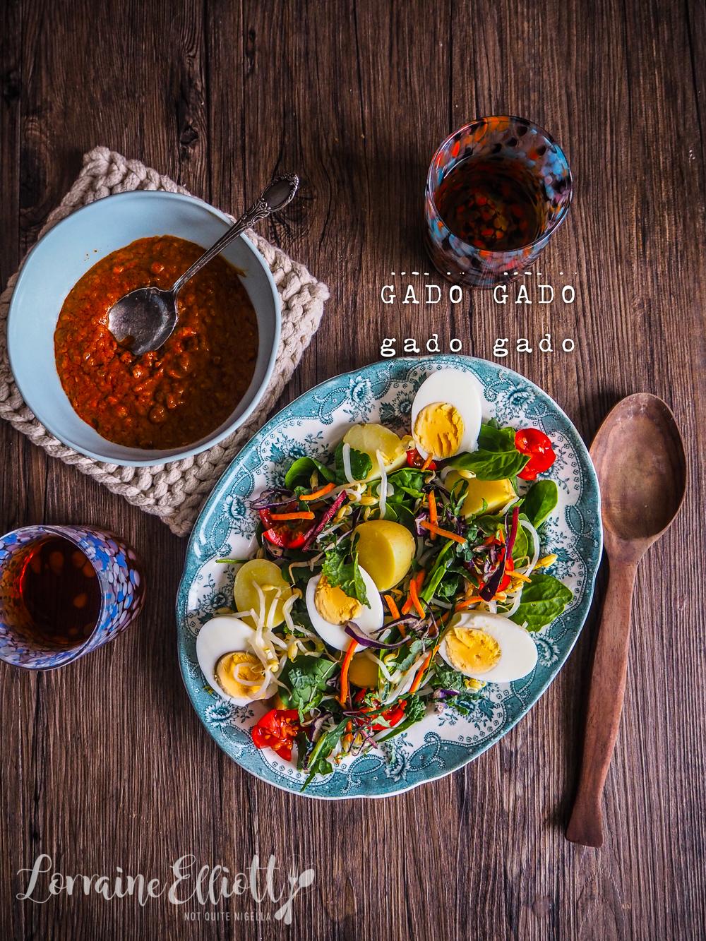 Gado Gado Satay Sauce recipe