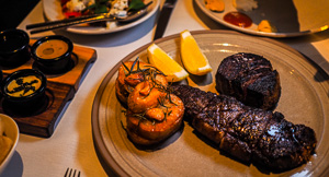 High Steaks: Black Hide Steakhouse & The Gambaro Hotel, Brisbane