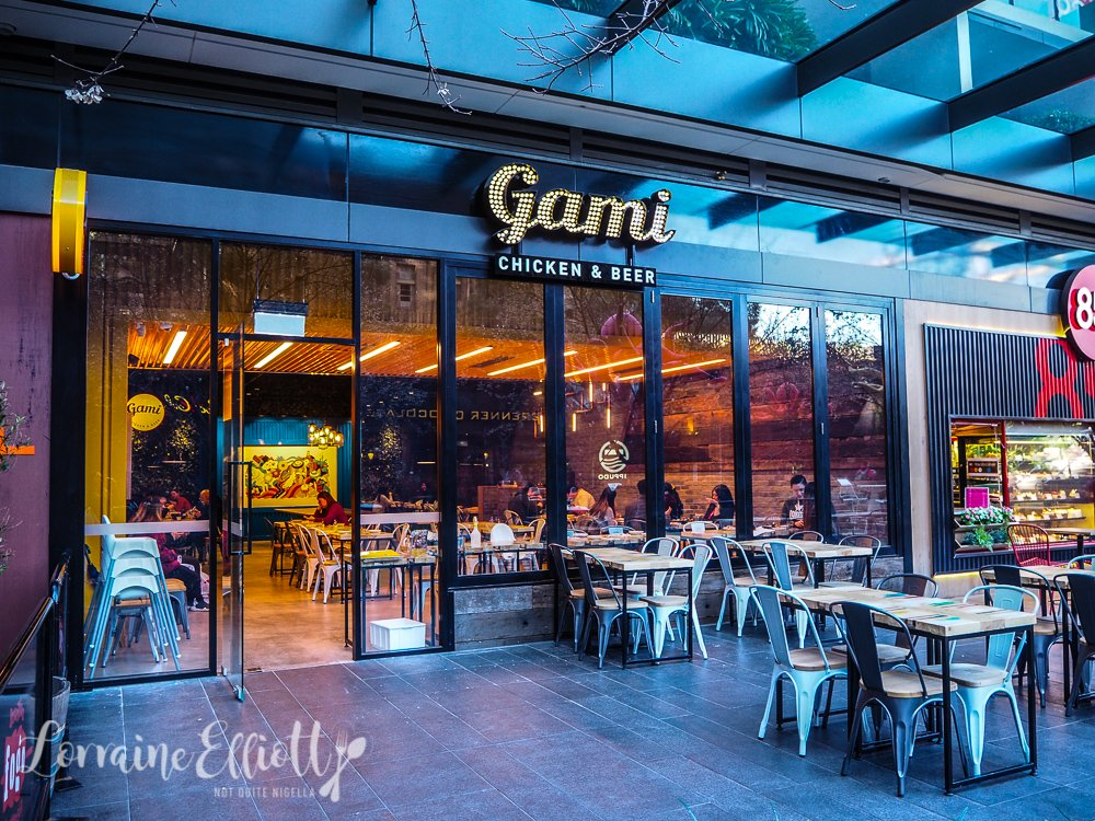 Gami Chicken & Beer, Chippendale