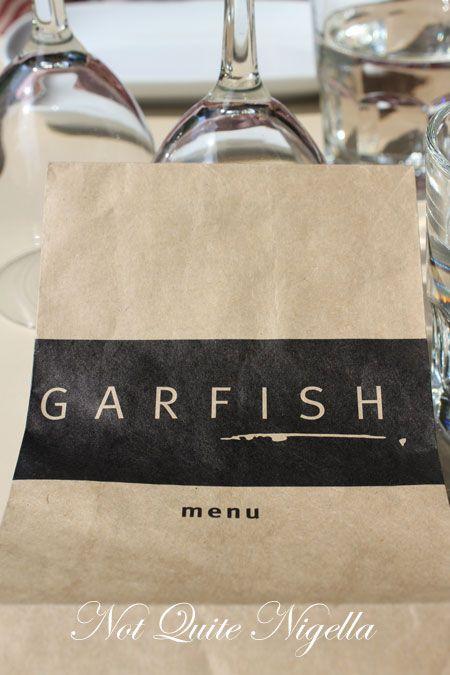 Garfish, Kirribilli