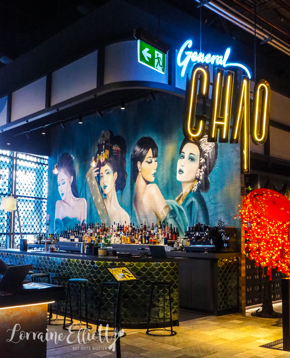 General Chao, Chatswood