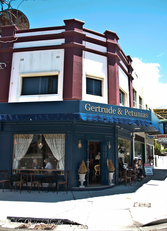 Gertrude & Petunias Kensington