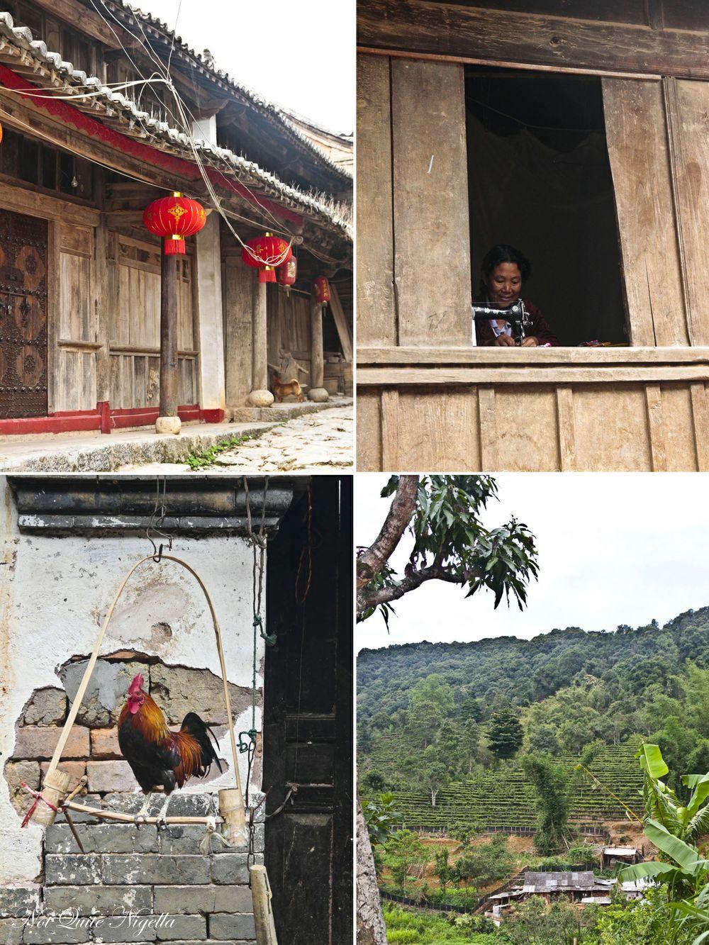 a-china-rural