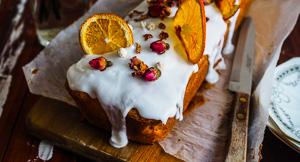 Gin Genie: Gin & Tonic Syrup Cake