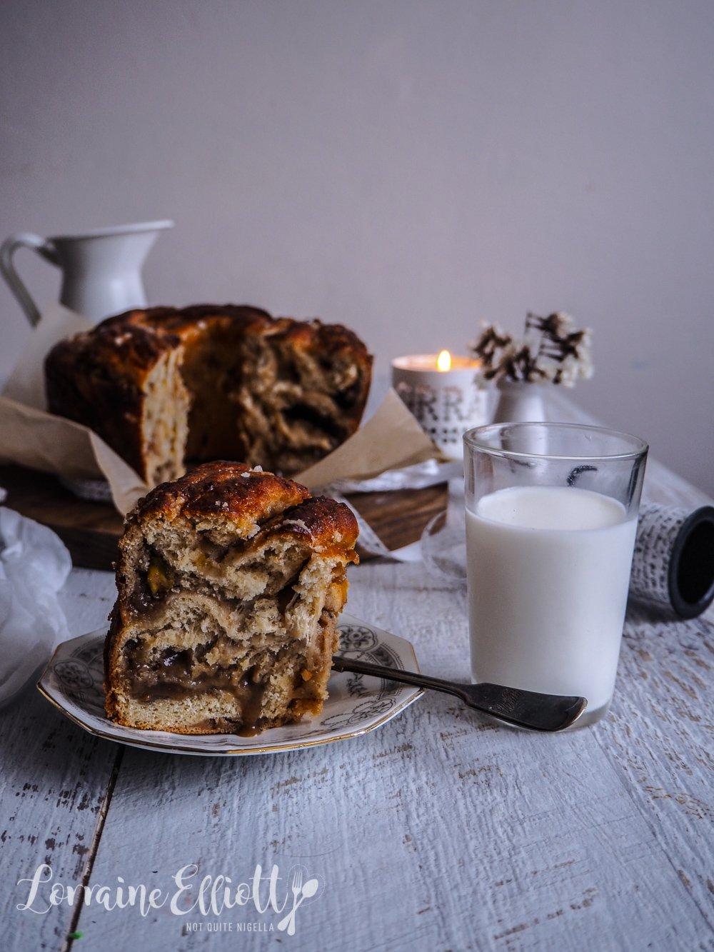 Gingerbread Babka