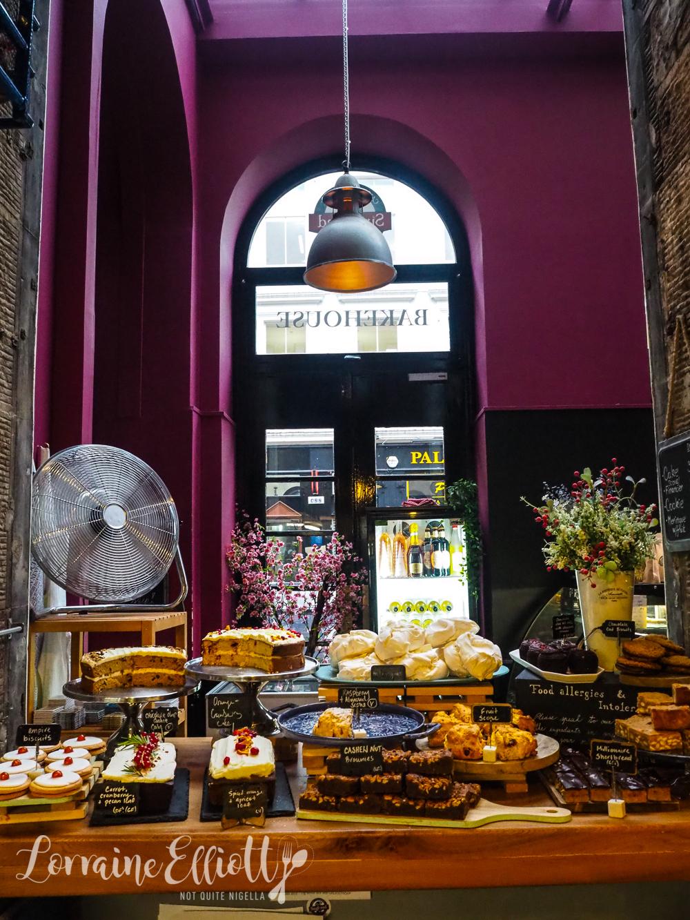 Glasgow City Centre Singl-end Cafe