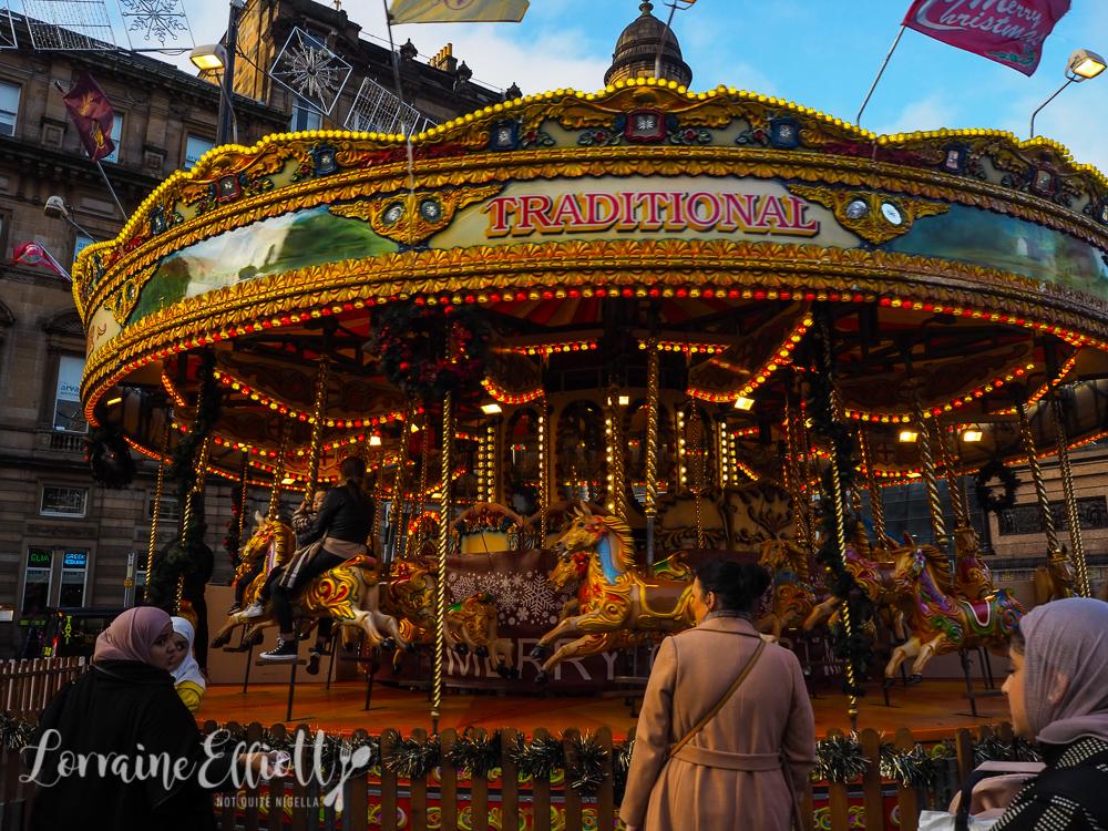 Glasgow City Centre Glasgow Christmas Markets