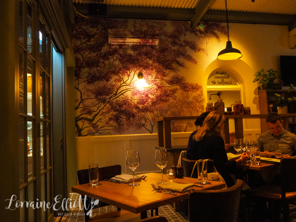 The Glebe Hotel Food Review The Stables