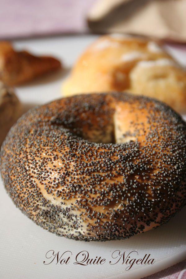 Glick\'s at Bondi Poppyseed bagel