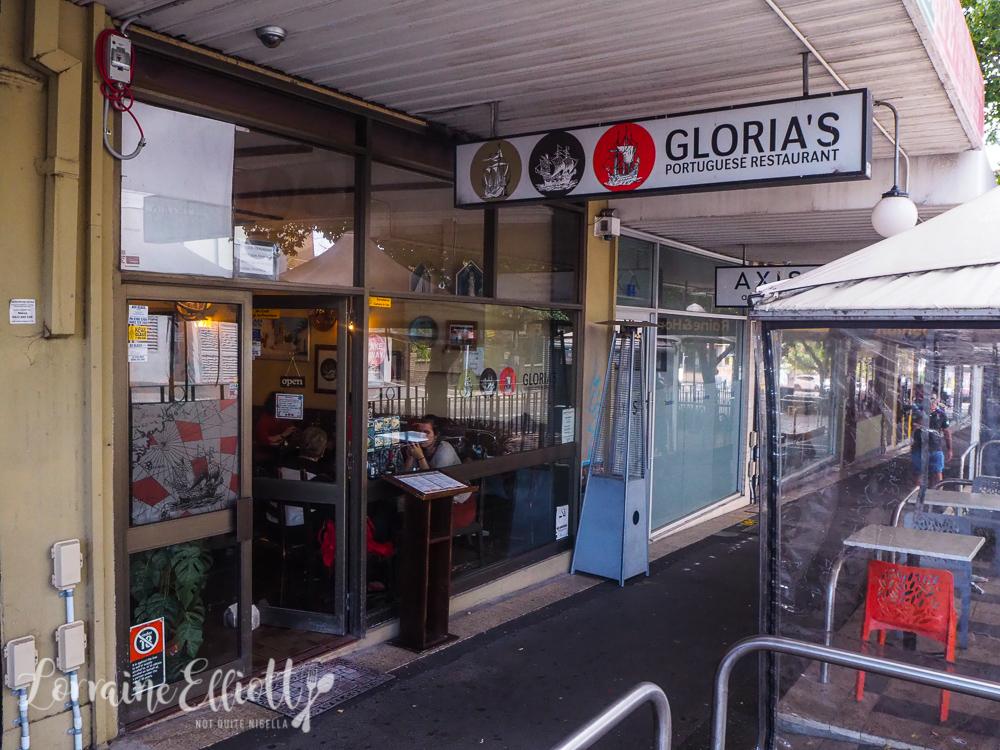 Gloria's, Petersham Portuguese