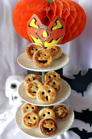 Goblin Pies for Hallowe'en