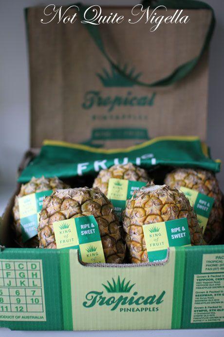 Golden Pineapple Meringue Pie