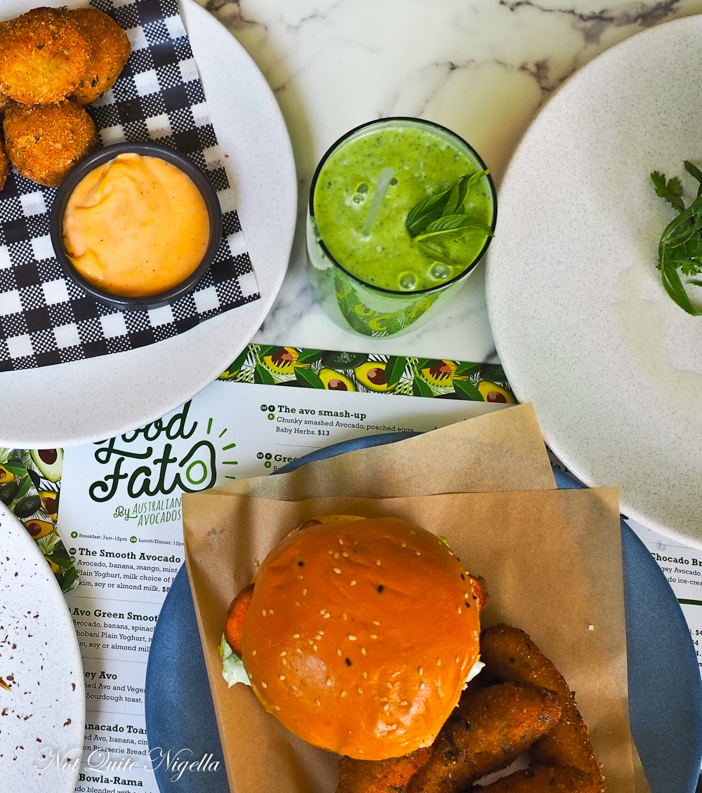 Avocado Restaurant Sydney Good Fat Surry Hills
