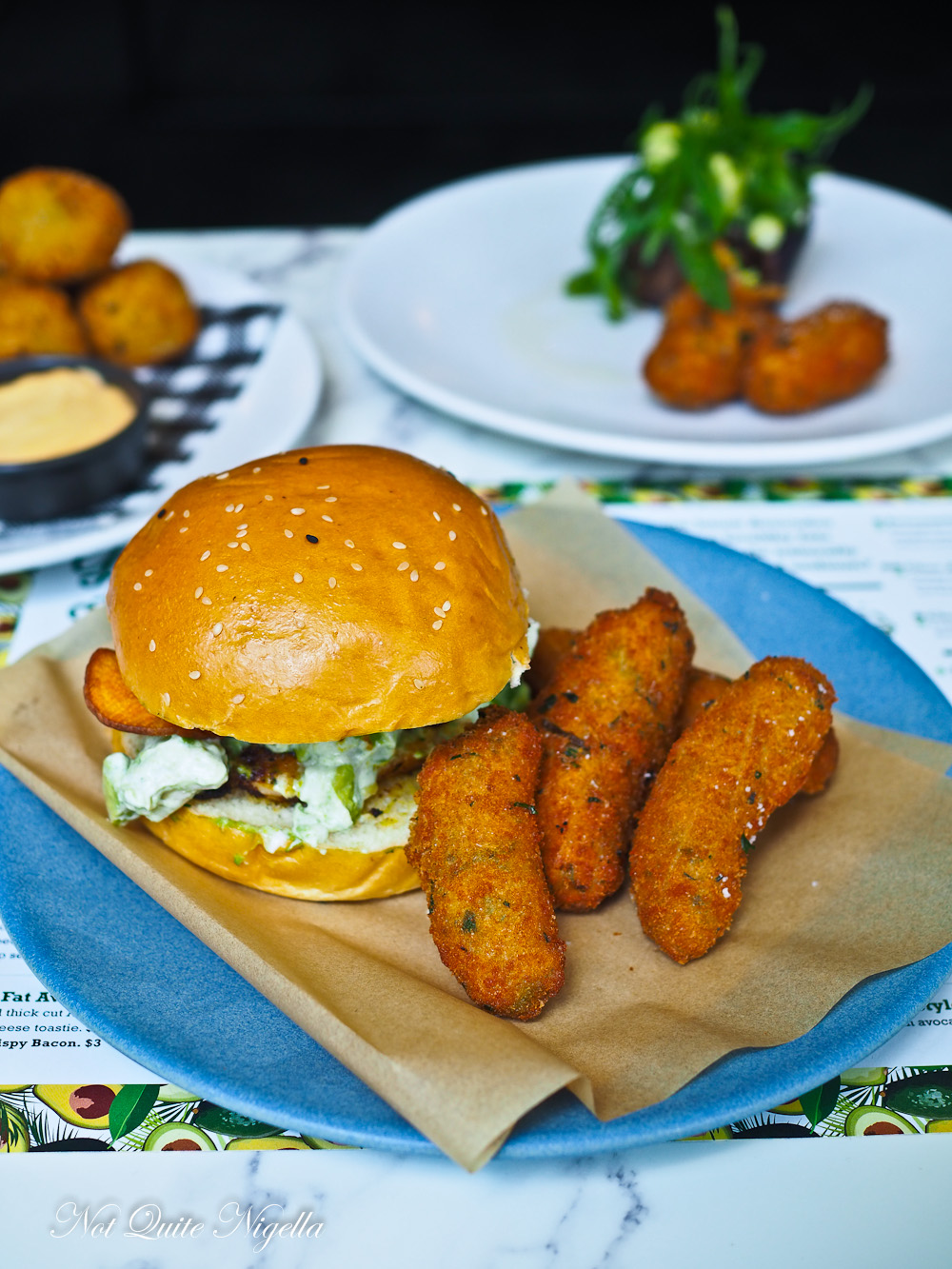 Avocado Restaurant Sydney Good Fat Surry Hills