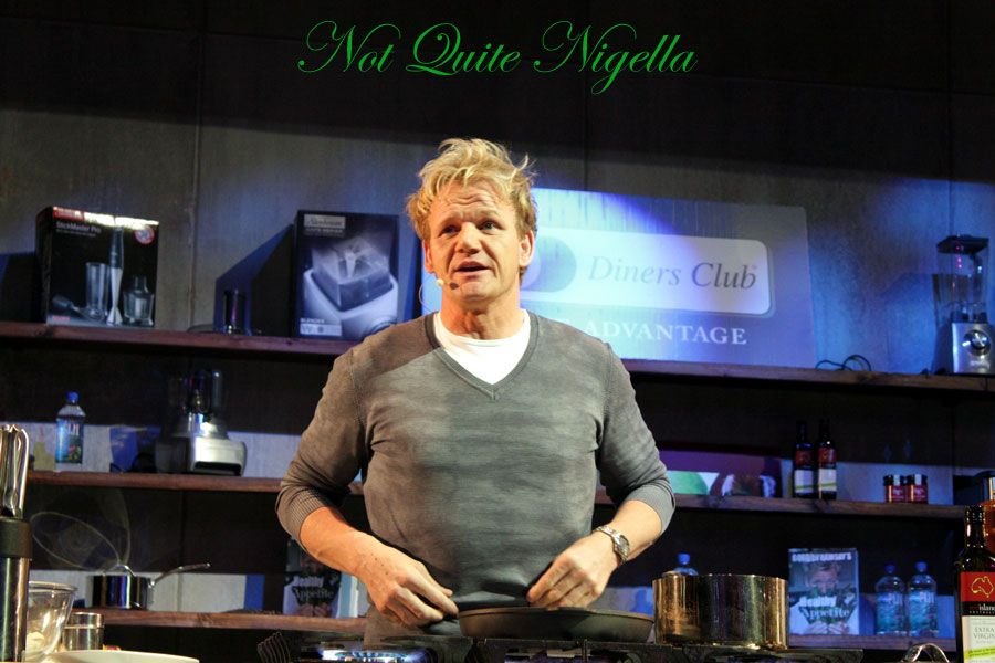 Good Food Show Sydney Gordon Ramsay