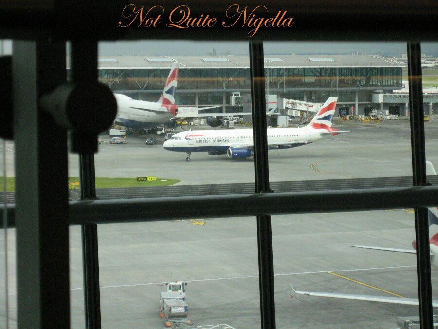 Plane Food By Gordon Ramsay