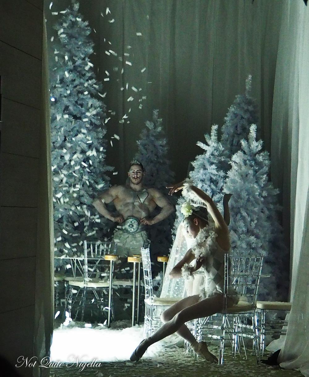 Grand Hyatt Christmas