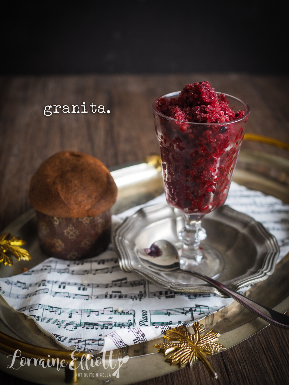 Granita Easy Recipe