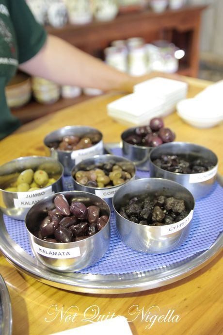 granite belt food