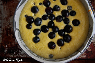 Grape Harvest Cake