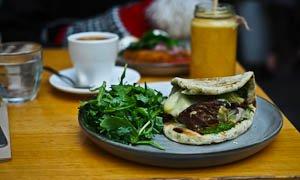Doing Good Over Brunch: Gratia Cafe, Surry Hills