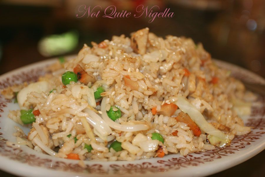 Green Gourmet Fried Rice