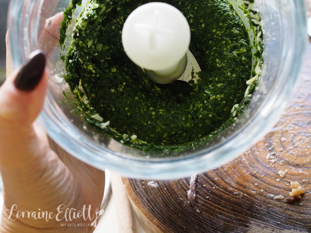 Green Minestrone Sopa Menestron