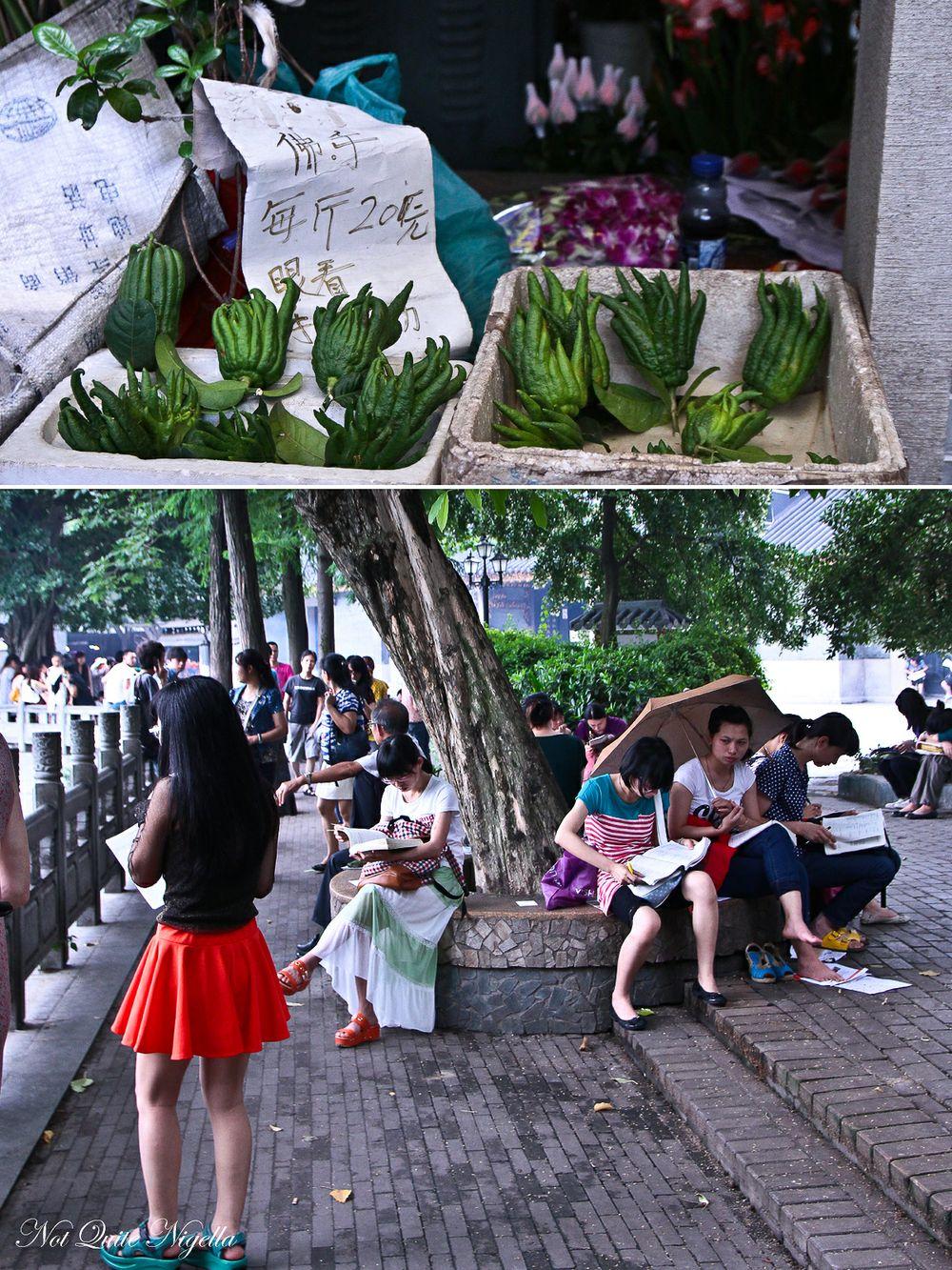 Postcards From Guangzhou, China