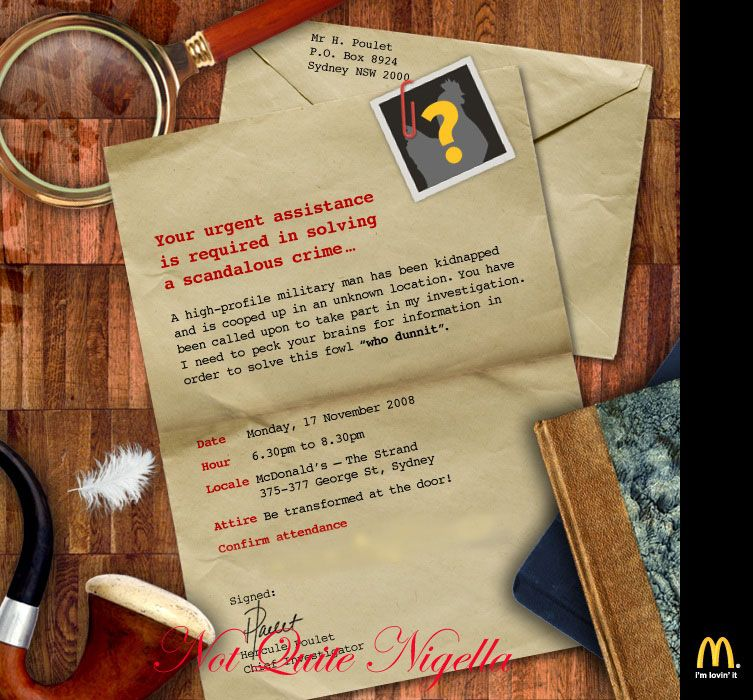 Guess what the McDonalds Mystery is?