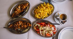 Pecking Order - Guia, the Piri Piri Chicken Capital of Portugal!