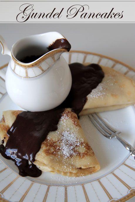 gundel pancake recipe