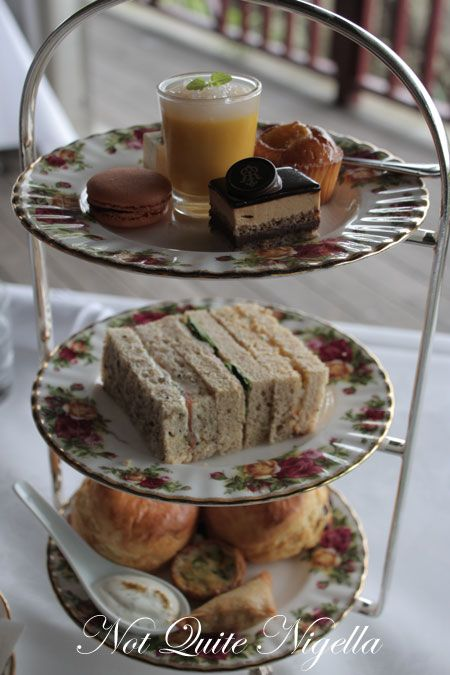 gunners barracks mosman, review, afternoon tea