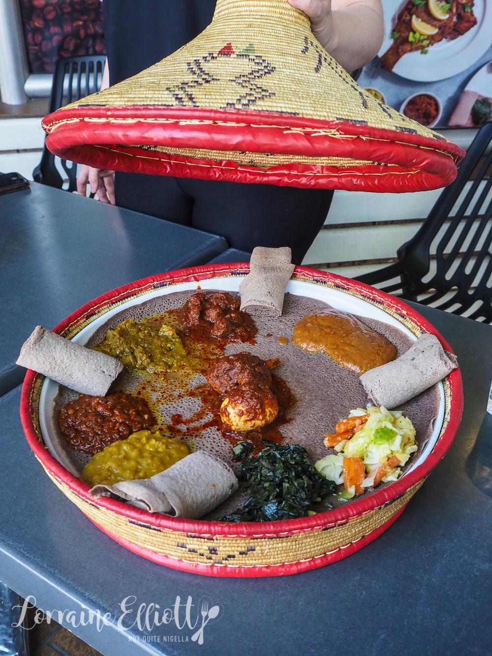 Gursha Ethiopian Restaurant, Blacktown