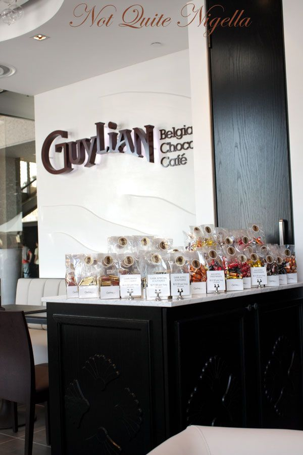 Guylian Cafe, East Circular Quay