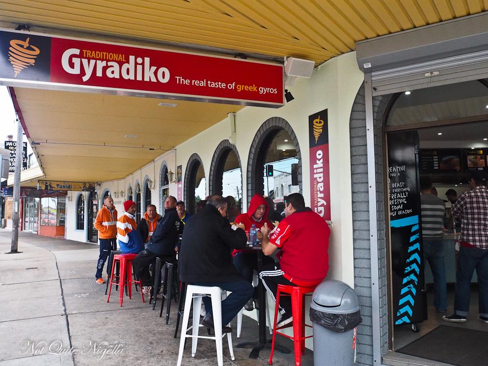 Best Gyro Sydney