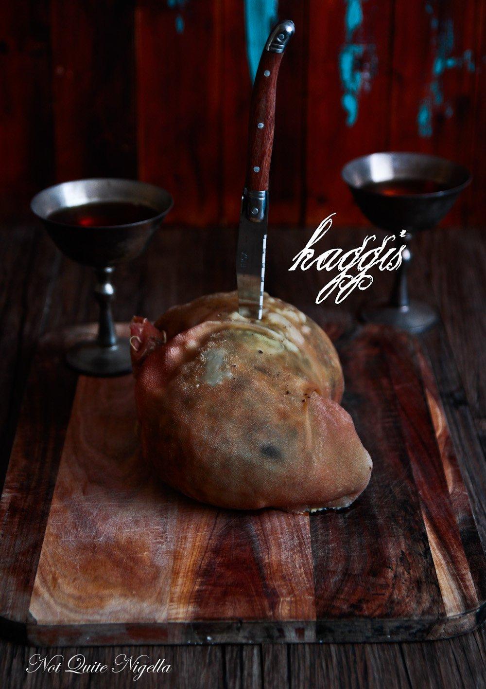 Haggis Recipe