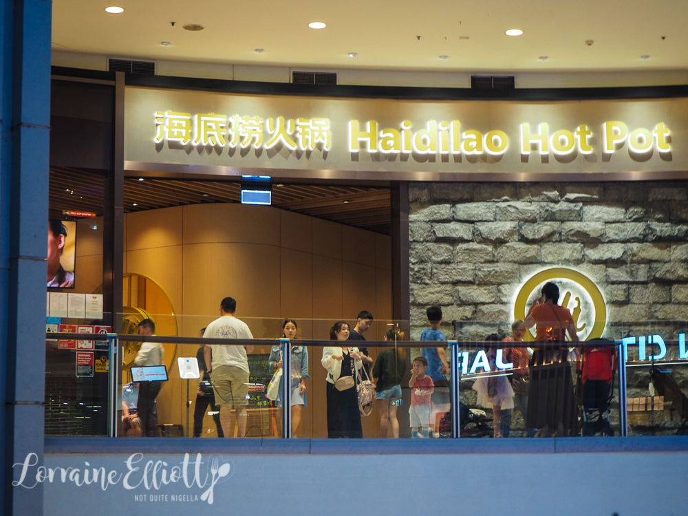 Haidilao Hot Pot, Chatswood