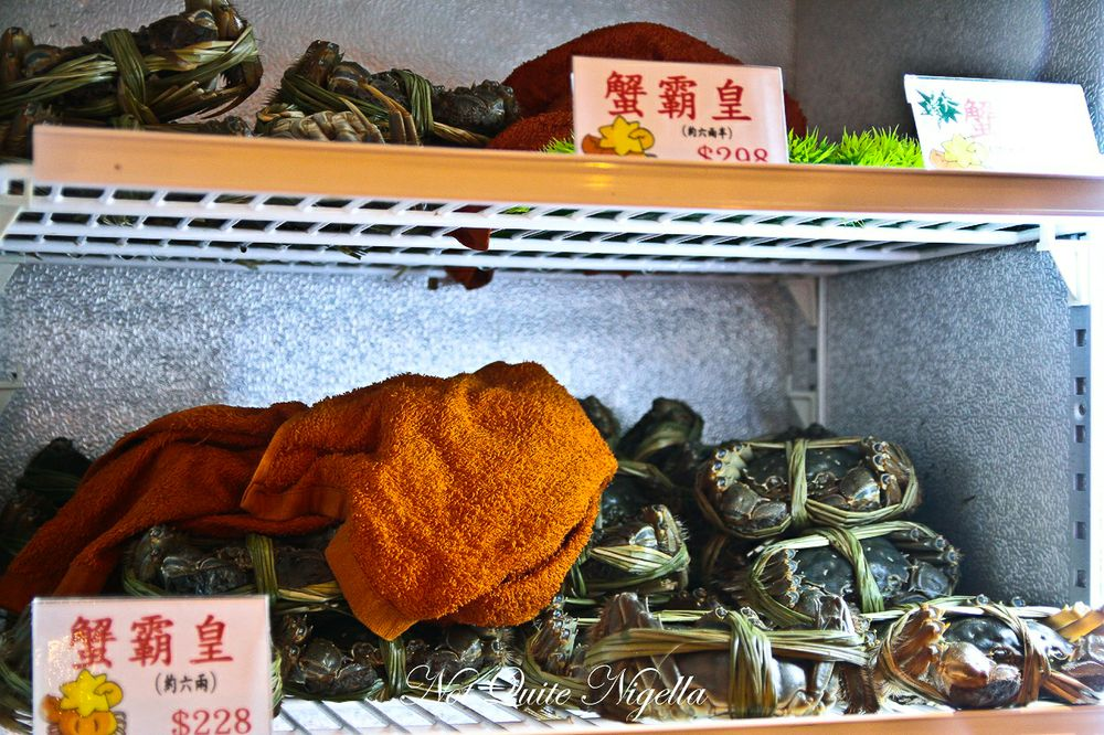 hairy crab hong kong