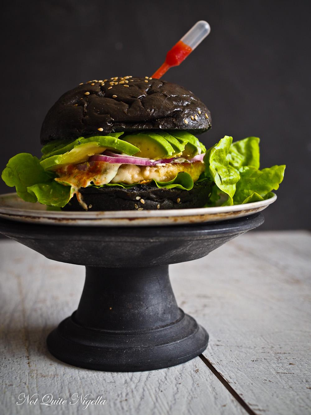 Halloumi Tapioca Vegetarian Burgers