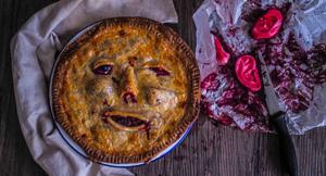 The Creepy & Kooky: Halloween Face Pies!